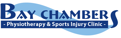 logo bay chambers glenelg physio sports clinic